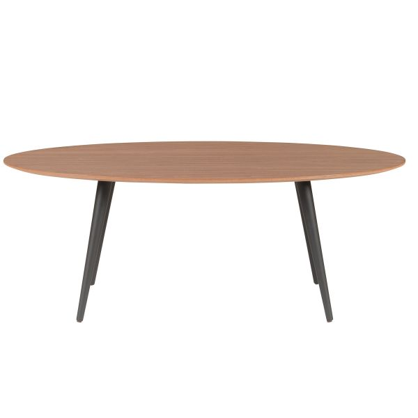 Table basse ovale 120 cm Calypso