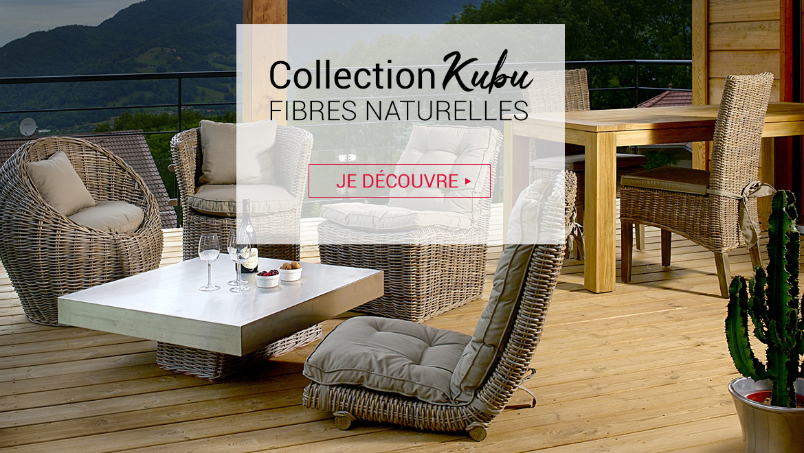 Meubles collections Kubu